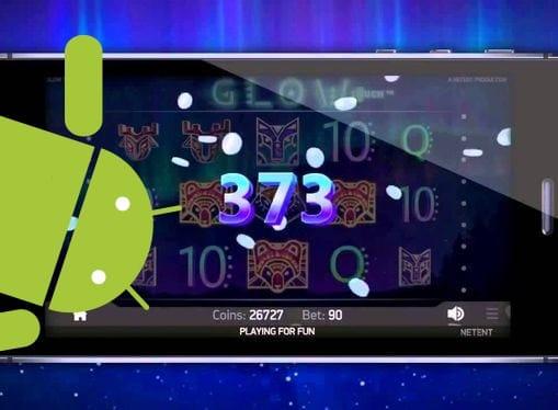 Игровой автомат на Андроид