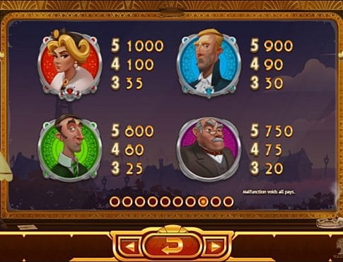 Правила игры в Orient Express онлайн